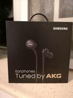Brand new Earphones Tuned by AKG