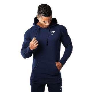 Activewear Size M Terrific Value Grey Gymshark Ark Zip Hoodie