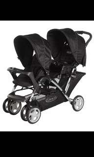 Graco Duo Twin Stroller