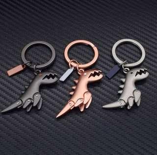 Agnes B (Dinosaur Keychains)