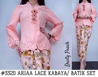 Kebaya Set Ariaa lace