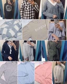 🚚 便宜出清❤️超低價 二手上衣