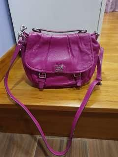 🚚 Pre-loved coach bag