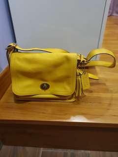 Pre-loved coach bag