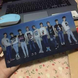 [WTS] NCT127 CHAIN TICKET HOLDER