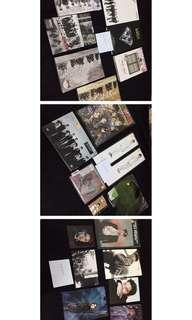 [WTS] EXO OFFICIAL ALBUM DVD PHOTOCARD POSTCARD ETC