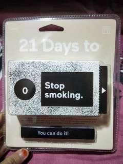 🚚 Stationery and gifts - stop smoking