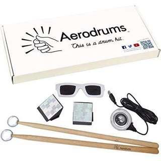 AERODRUMS (Virtual / Electric Drumming)