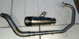 Sc Project Exhaust Muffler
