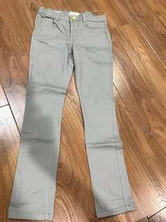 Mango grey jean
