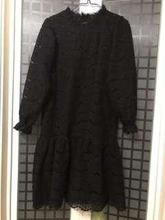 Dress free size 95% new