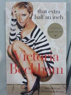 Victoria Beckham That Extra Half Inch