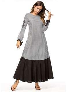 🚚 Pakistan Abaya Kimono Dress