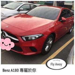 2017 BENZ A180