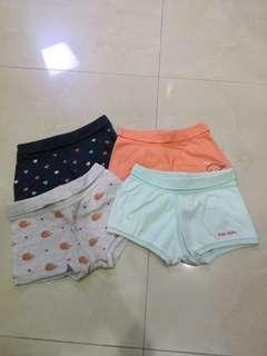 Baby shorts combo