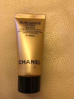 Chanel 持久啞緻粉底液 SPF15