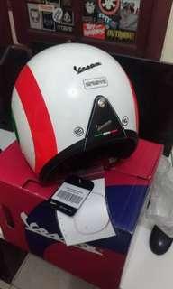 Helm vespa original baru murah!