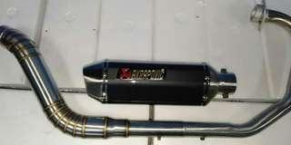 Akrapovic Exhaust Muffler