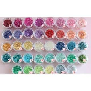 Brand new instock Craft Supply - Shell Powder for Resin Craft Series II