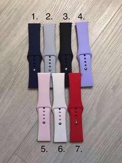 🚚 Fitbit Versa Silicone Strap - S & L sizes