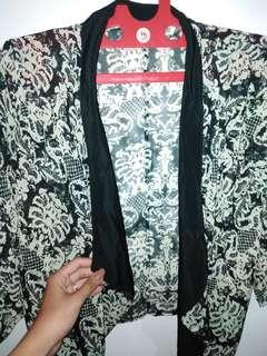Blazer hitam. 90% good condition