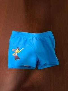 baby swim bottom 3 months almost new