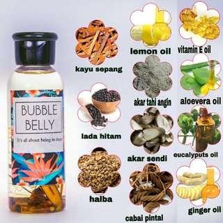 🚚 Bubble belly minyak angin modern(instock)