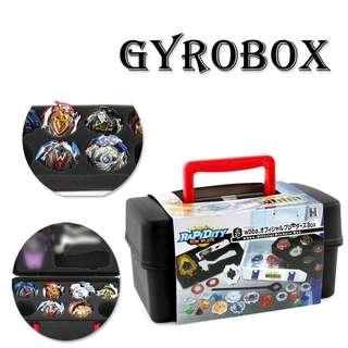 Beyblade gyro box storage