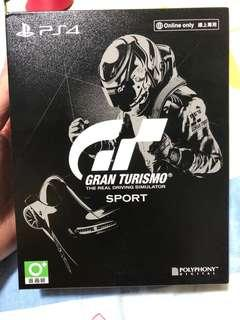 🚚 PS4 Grand Turismo Limited Edition