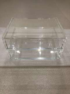 MUJI CASE WITH LID
