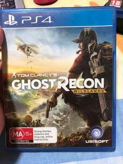 🚚 PS4 Ghost Recon