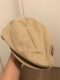 Burberry Blue Label beige flat cap