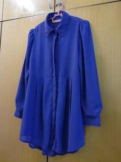 poplook haley blouse