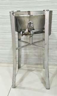 12'' Gas Stove with 15'' stand