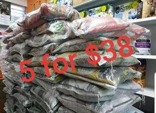 PROMOTION!!! Fussiecat Sand Litter (delivery only)