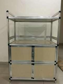 Kitchen Rack Cabinet