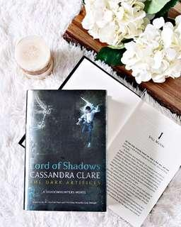 (Novel Import / Inggris ) Lord of Shadows : Cassandra Clare