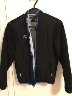 Callaway black golf jacket