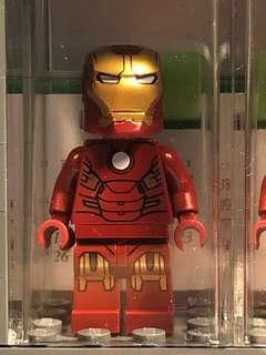 Lego Ironman MK7 6869 minifigure Marvel 不設面交