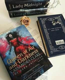 (Novel Import / Inggris) Queen of Air and Darkness : Cassandra Clare