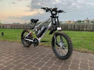 Urgent sell, electric mountain bike