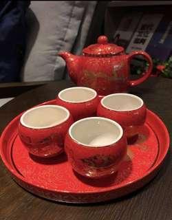 敬茶茶具 茶具套裝