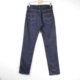 🚚 【GGM】Levi's 511™ Slim Fit Stretch Jeans 機能側邊隱形口袋窄版原色丹寧長褲