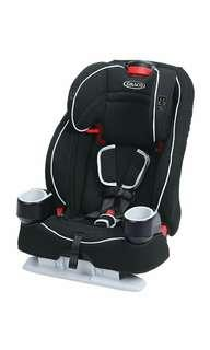 Brand New Graco Atlas 65 2-in-1 Harness Booster Car Seat, Glacier