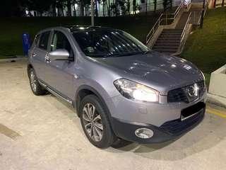 Nissan Qashqai 2.0 Premium (Black Interior) Auto