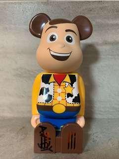 Cleverin x Be@rbrick Woody 空氣淨化器 潮人潮物
