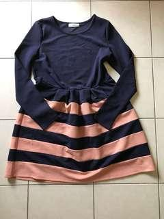Sweet Long sleeve dress