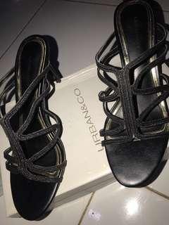 Urban n Co High Heels Verona Black size 37