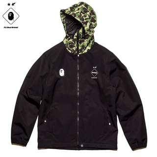 Bape x FCRB Separate Practice Jacket