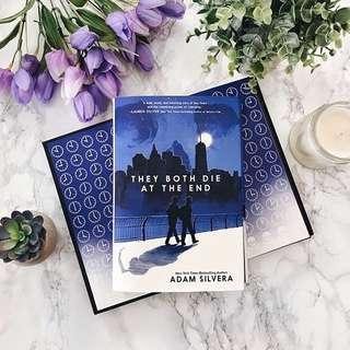 (Novel Inggris / Import) They Both Die at the End : Adam Silvera